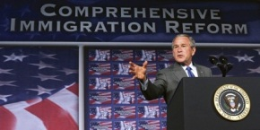 Just Don't Mention Reagan: Republicans on Immigration Reform